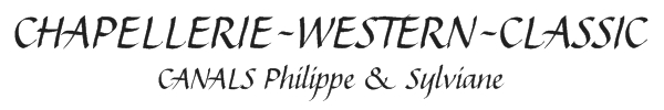 CHAPELLERIE WESTERN CLASSIC