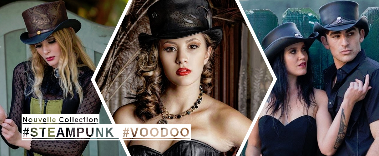 Collection Steampunk Voodoo